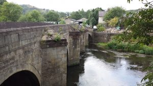 Darley Dale Bridge Aug 2015